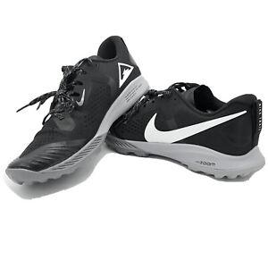 Nike-Air-Zoom-Terra-Kiger-5-ACG-Black-Grey-AQ2219-001-Men-039-s-Trail-Running-Shoes