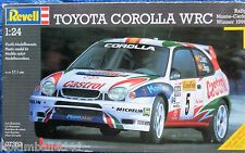 Revell Toyota Corolla WRC 1998 Monte Carlo Winner, 1/24, Factory Sealed