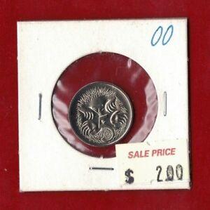 2000-Australia-Five-Cent-Unc