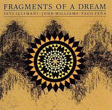 Inti-Illimani Fragments Of A Dream CD