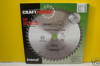 Trend CSB//AP30584 Craft Blade TCP 305mm X 84T X 30mm