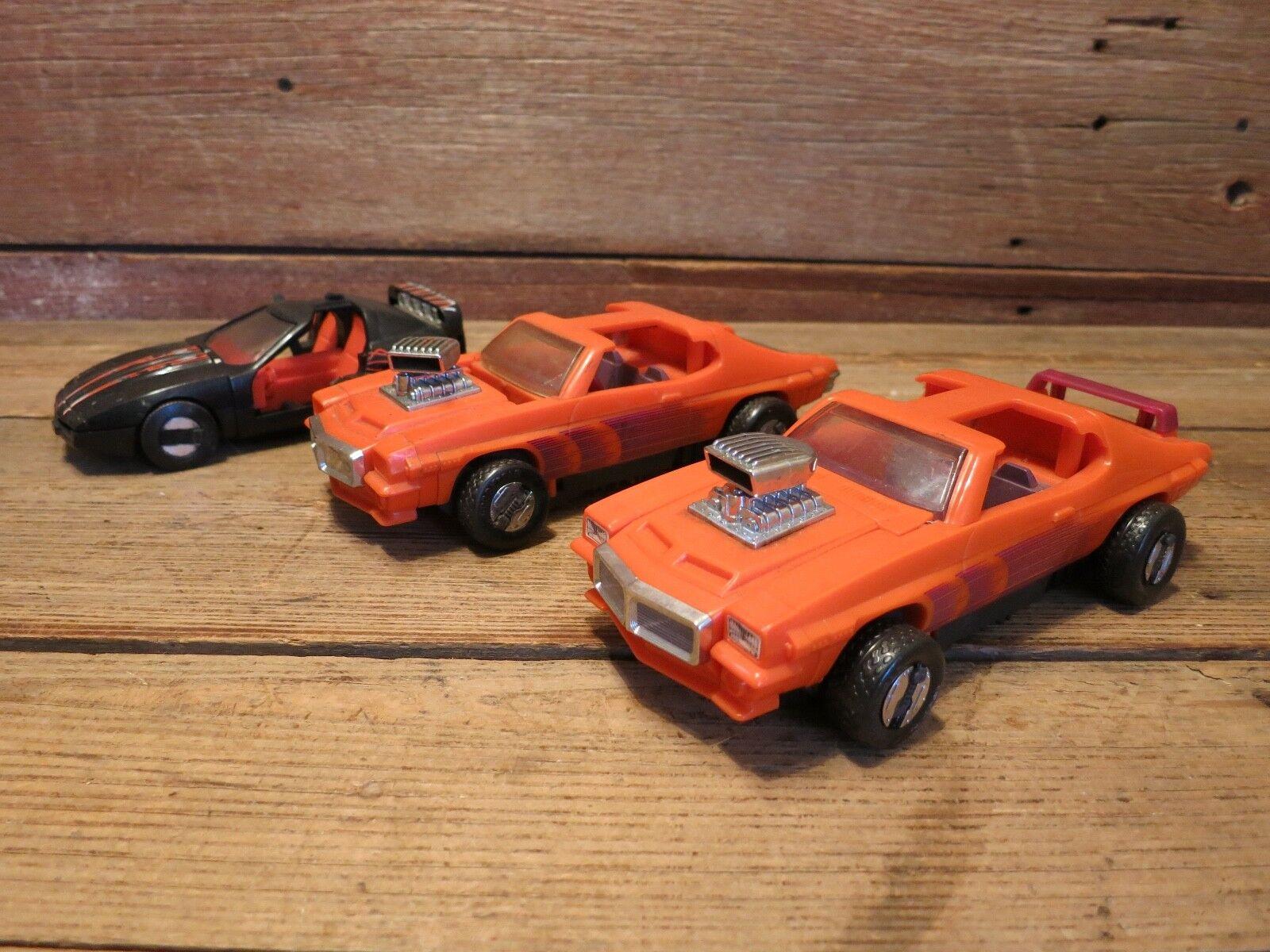 Vintage Kenner MÁSCARA GRANDE ANTIGUA M.A.S.K. Stinger y otros vehículos