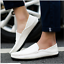 Fashion-Leather-Men-039-s-Casual-Shoes-Breathable-Antiskid-Loafers-Moccasins thumbnail 4