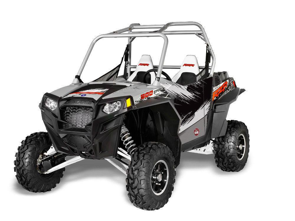 AMR Racing Utv Tür Grafiken für Polaris Rzr 800 900 900 900 Trail Armor Türen 2 Ls ed77c3