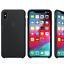 Para-Apple-iPhone-XS-Max-XR-6-7-de-8-PLUS-de-silicona-suave-cubierta-estuche-original-de-Fabricante miniatura 5