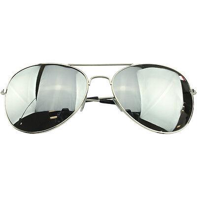 Pilotenbrille Porno Style Brille gold//braun Sonnenbrille«