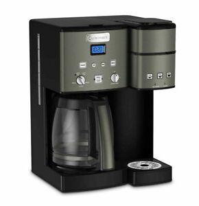 Cuisinart-SS-15BKS-Coffee-Center-12-Cup-Coffeemaker-amp-Single-Serve-Brewer