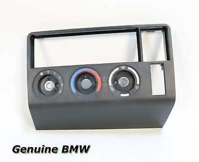 New BMW E36 318ti Climate Control Surround Trim Heater Radio Bezel 1995-1998 OEM