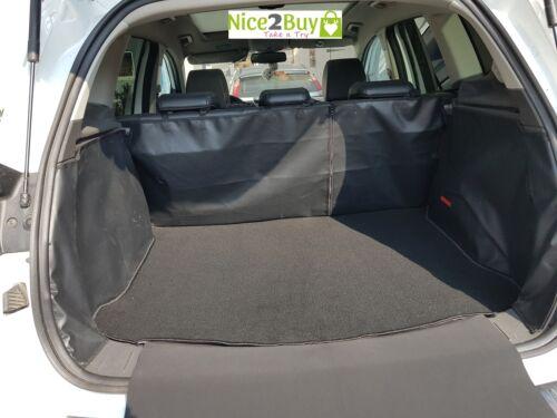 Mercedes GLC X253 ab 08.15 Kofferraummatte ausklappbar Passform