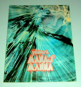 BOB VENOSA MANAS MANNA PSYCHEDELIC VISIONARY ART LSD HIPPIES OCCULT SURREALISM
