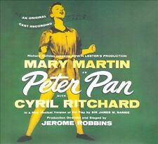 Peter Pan [Original 1954 Broadway Cast] [Digipak] by Mary Martin (Vocals/Actres…