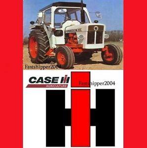 Case ih 585xl instruktionsbok