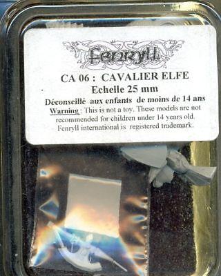 100% Vero Fenryll 1 Blister Ca6 Cavalier Elfe Famoso Per Materiali Selezionati, Disegni Innovativi, Colori Deliziosi E Lavorazione Squisita