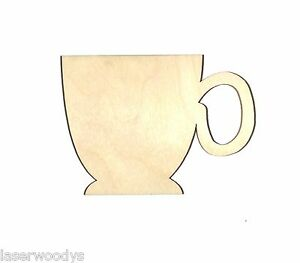 Cool-Beans-Coffee-Cup-Unfinished-Wood-Shape-CC402-Crafts-Lindahl-Woodcrafts