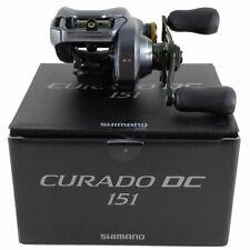 Left 8.5:1 Retrieve Shimano CUDC151XG Curado DC Digital Control Casting Reel