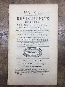 Marie Antoinette 1791 Madame Elisabeth Bourbon Peine de Mort Aix Marseille