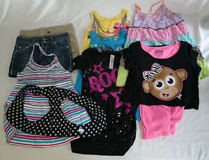 Kids Girls Size 10 12 Clothes Lot Summer Fall Arizona Childrens