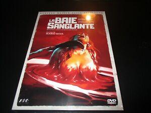 "DVD NEUF ""LA BAIE SANGLANTE"" Claudine AUGER / film d'horreur de Mario BAVA"