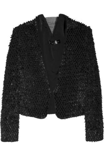 Xs Blazer New Bnwt Theory Theyskens 34 Jacket Small Silk P 215 £2 Petite S wqRTHwXfp