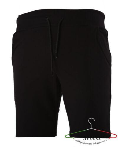 Bermuda Uomo Casual Pantalone Corto Tuta Cotone Pantaloncino  Shorts AVINOIT