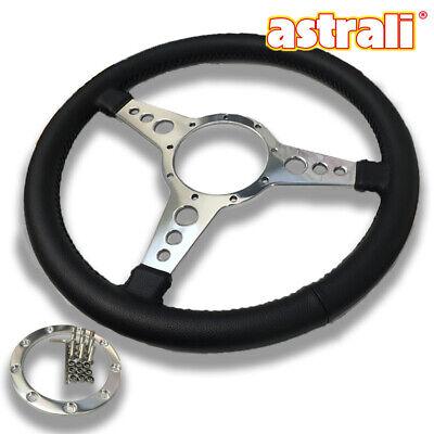 "Astrali Sports 14/"" Steering Wheel Compatible with Moto-Lita Boss ."
