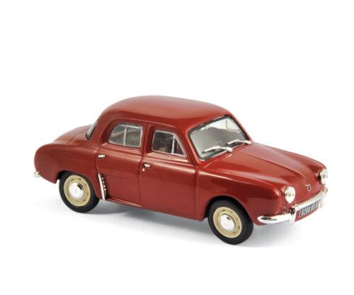 Renault Dauphine 1963 rojo 1:43 norev 513077 nuevo /& OVP