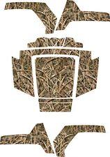 Polaris RZR RANGER 570 800 900 xp DECALS WRAP DOORS UTV camo camouflage grass 1