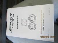 Mercury Smartcraft Operations Manual 90-10229022 Dated 2002