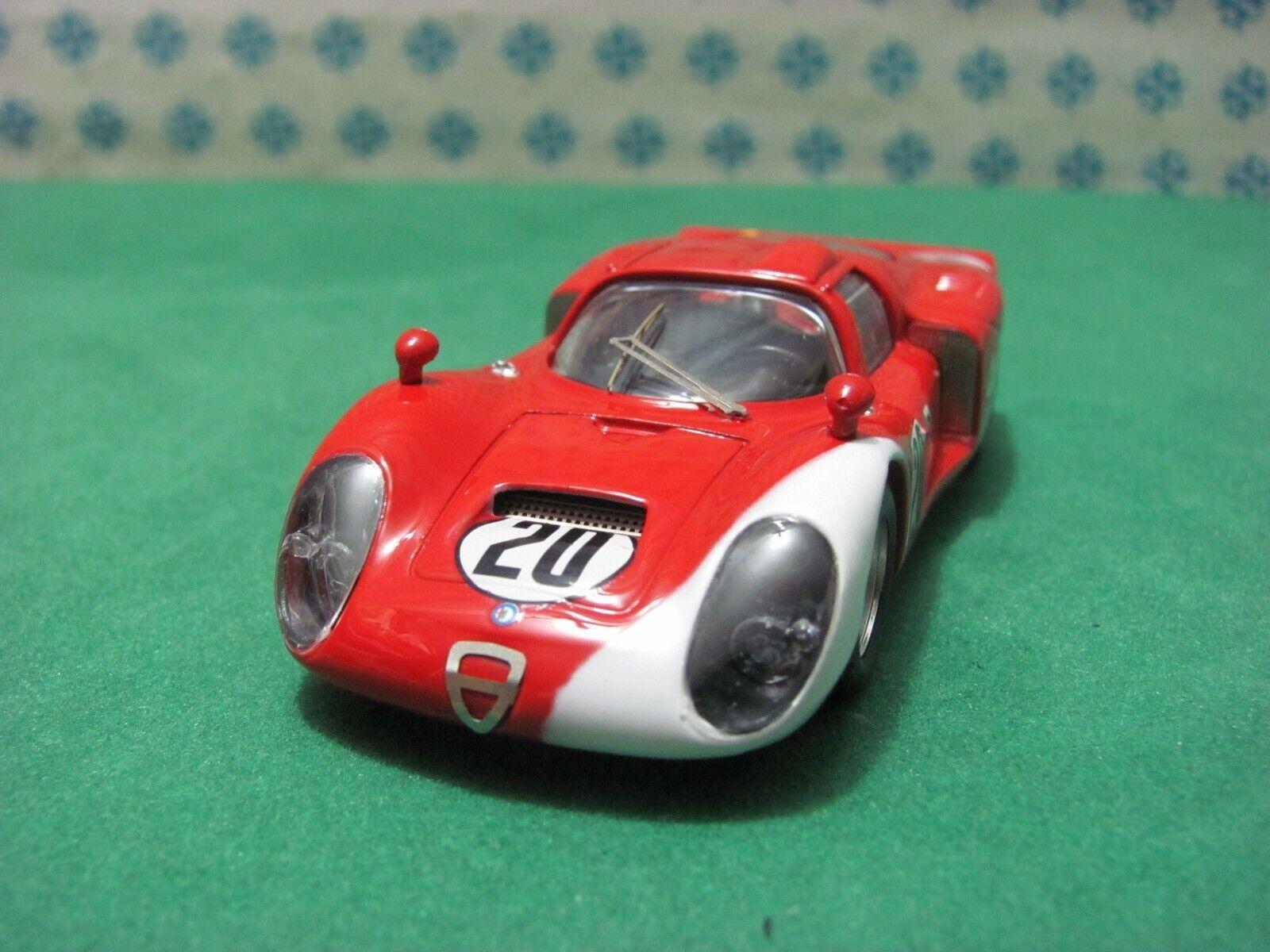 Alfa Romeo 33 2 Spyder 2000cc.Daytona 1968'-1 43 Best 9121