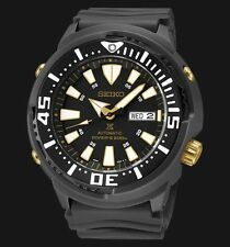 NEW SEIKO PROSPEX AUTOMATIC SHROUDED MONSTER BABY TUNA 200M DIVER'S SRP641K1