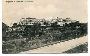 1946-Lugnano-in-Teverina-Panorama-Guller-Perugia-dest-Viareggio-FP-B-N-VG