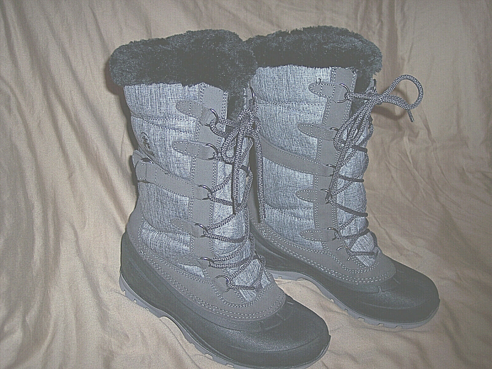 Womens Snow Boots 8 Snovalley2 Boots Insulated Cold Weather Weather Weather Boots -40 Waterproof 6687c5