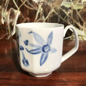 Royal-Copenhagen-Blomst-Narcissus-Classy-Coffee-Mug-Mug-33cl-New