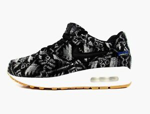 Details about WOMENS NIKE AIR MAX 1 PRM PENDLETON SIZE 5 EUR 38.5 (918621 004) COOL GREYBLACK