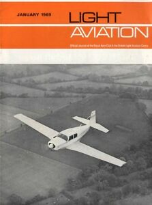 LIGHT-AVIATION-MAGAZINE-1969-JAN-PATTERN-OF-LINK-TRAINING-IN-THE-FAIR-OAKS-AREA