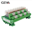 GEYA-2NG2R-8-Channel-Omron-Relay-Module-2NO-2NC-12V-24V-AC-DC-DPDT-Relay-for-PLC miniature 1