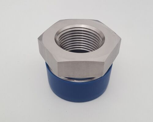 "Parker Stainless Steel New Reducing Bushing 1-1//2/"" MNPT x 1/"" FNPT 24-16 RB-SS"