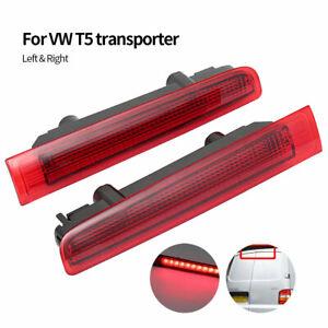 L-amp-R-High-Level-3rd-Rear-Brake-Light-For-VW-Transporter-Multivan-T5T6-Barn-Door