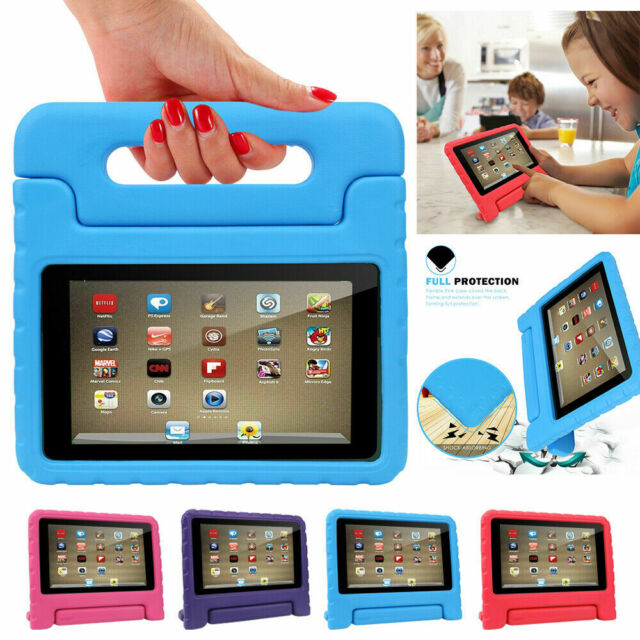 Esamcore Amazon Fire 7 Inch Tablet Case 2015 Release Full Body Protective For Sale Online Ebay