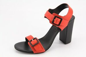 NEW-Steven-by-Steve-Madden-Saghrbr-Red-Leather-Dress-Sandals-Made-in-Italy