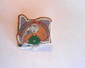 Vintage Oregon District 7 Tournament of Champions Baseball Softball Pin Pinback