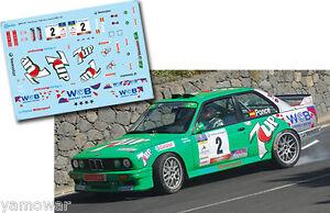 C016-Decal-1-43-Jose-Maria-Ponce-BMW-M3-Rally-Isla-de-Gran-Canaria-2009