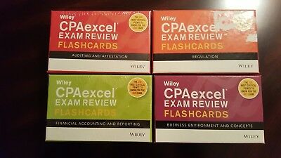 Wiley CPA Excel Exam Review Course - Full Package with unlimited