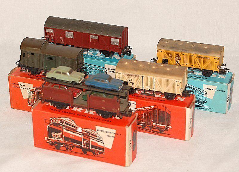 Märklin Autotransportwagen 4613 Ford Taunus 4505 4600 4509 4627 - orig. Karton