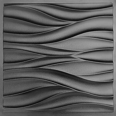 RETRO Qualität Kunststoff Pressform zur Herstellung von 3D Dekor Wand-paneelen