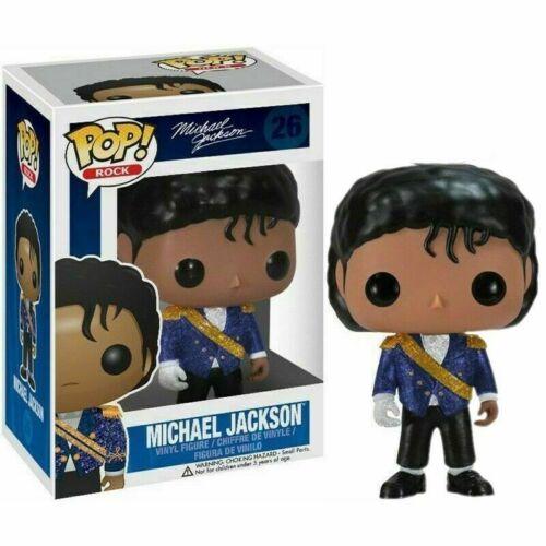 Funko Pop Michael Jackson BEAT IT musique Billie Jean mauvaise action figures Toys Gift