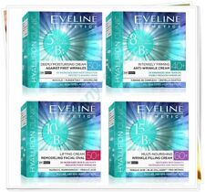Eveline Hyaluron Clinic Face Cream 30+ 40+ 50+ 60+ Anti Wrinkle Firming  50 ml