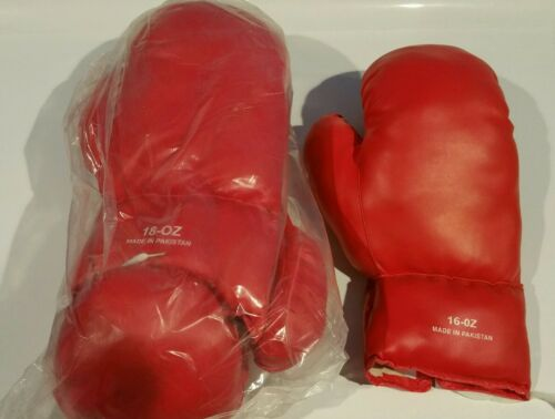 Brand New  Boxing gloves (Red or Black)