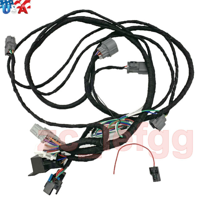 New K20 K24 K-Swap Conversion Harness For Honda Civic