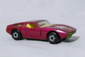 Vintage-1972-Matchbox-Superfast-Lesney-32-Maserati-Bora